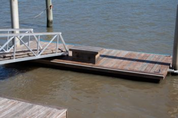 Brisbane Before Enviro-Deck Low VOC oil coating and Finish for Timber Surfaces