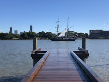 Nundah Enviro-Deck Low VOC oil coating and Finish for Timber Surfaces