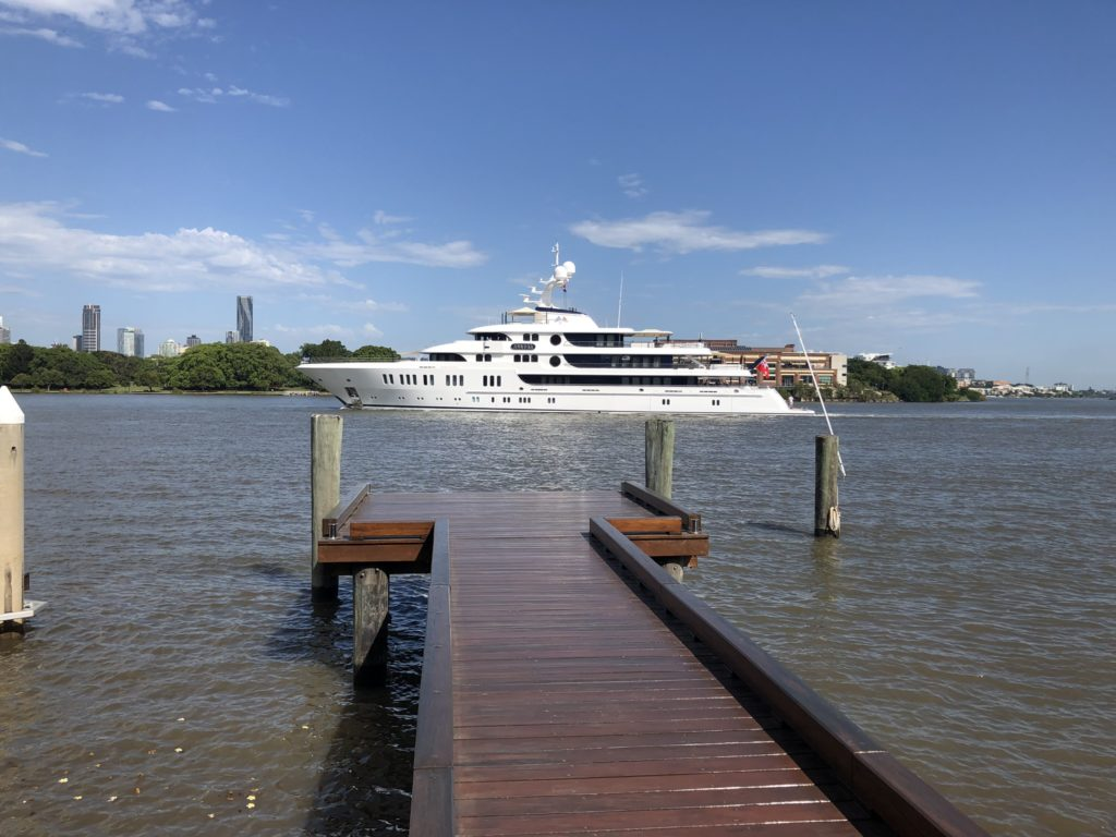 Brisbane After Enviro-Deck Low VOC oil coating and Finish for Timber Surfaces