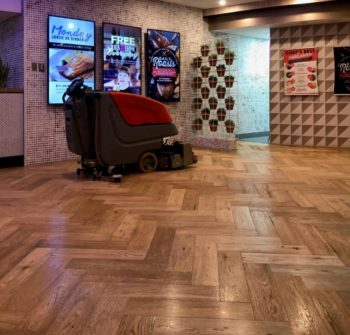 CoatIT Australia - Commercial Floor - Sports Floor Maintenace